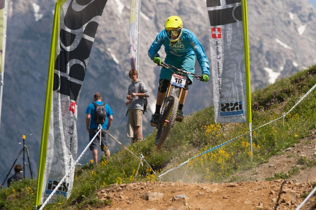 Robin Wallner - EDC Leogang 2012